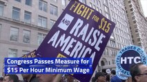 Congress Is In Favor Of A Minimum Wage Increase
