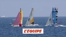 Cheminées-Poujoulat revient à 5 points du leader Beijaflore - Voile - Tour de France