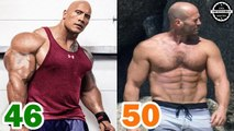 The Rock vs Jason Statham Transformation -- Who is Better?