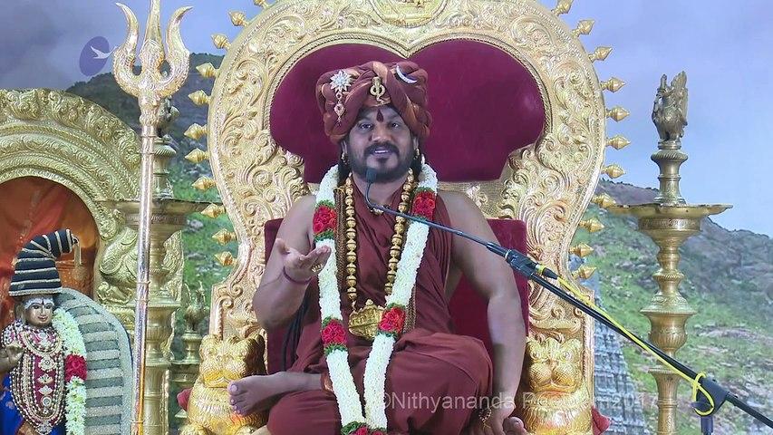 HDH Bhagavan Sri Nithyananda Paramashivam