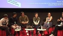 Créations immersives : panorama de l'écosystème taïwanais I NewImages Festival 2019