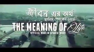 জীবনকে পাল্টে দেয়ার মত ভিডিও।। Meaning of life   Voice of Islam BD   