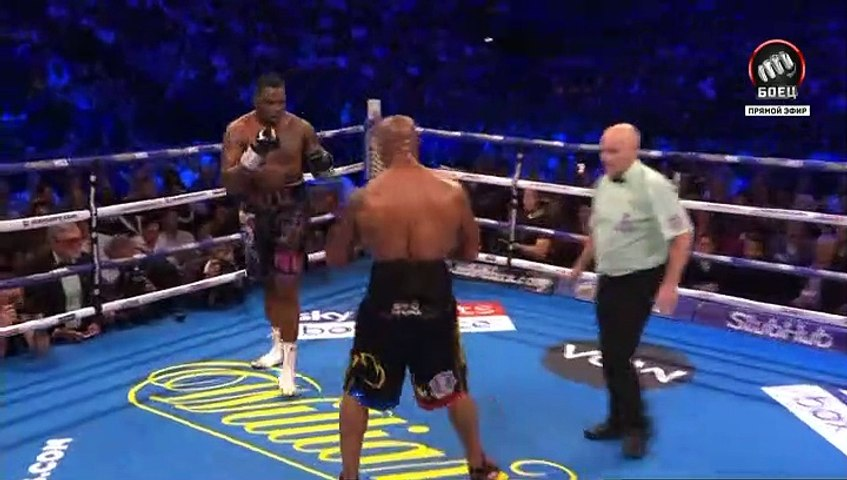 Dillian Whyte vs Oscar Rivas (20-07-2019)Full Fight