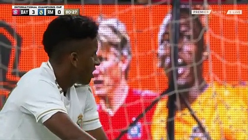 Rodrygo Goes Goal - Bayern 3-1 Real Madrid (Full Replay)