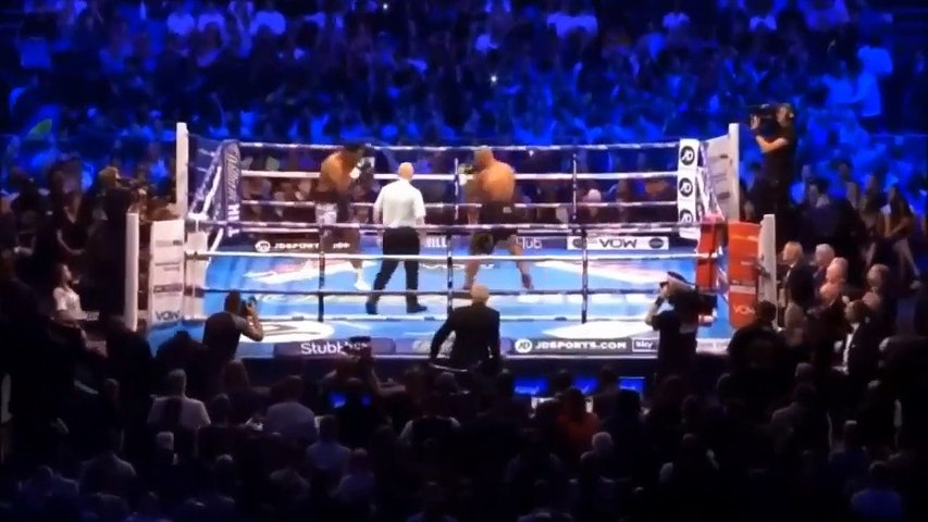 Dillian Whyte Vs Oscar Rivas FULL FIGHT Highlights 2019