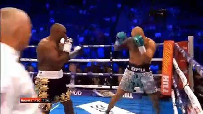 DEREK CHISORA VS ARTUR SZPILKA Full Fight Highlights 20 July 2019 HD