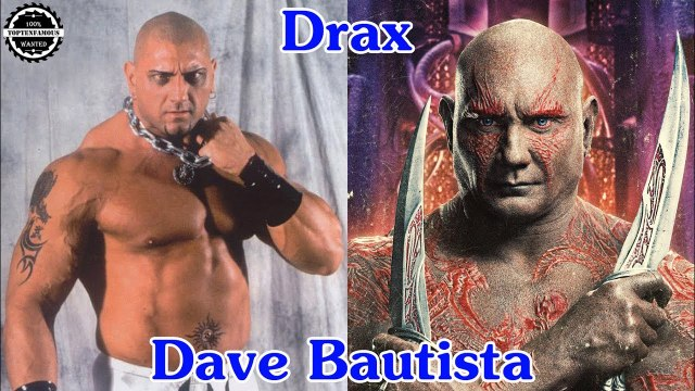 Dave Bautista - Transformation From 1 To 49 Years Old