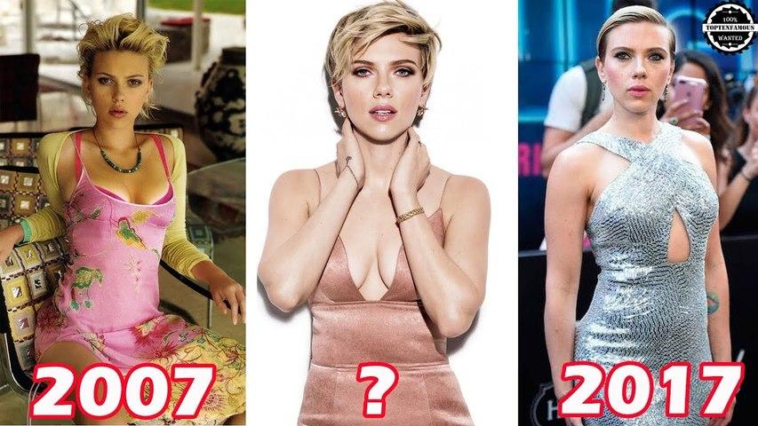 Scarlett Johansson's Style and Fashion Evolution [1994-2018]
