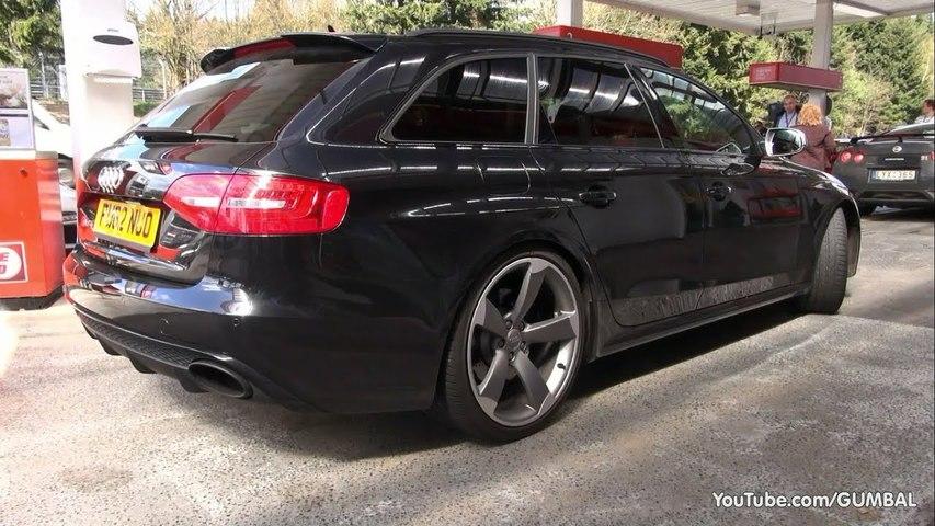 Audi RS4 Avant B8 - Lovely sounds-