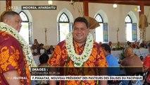 François Pihaatae est le nouveau président de l'Eglise Protestante Ma'ohi