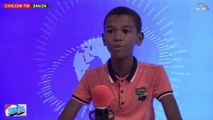 Chiconi FM-TV - Hakmi avec son émission Shababi génération du 21 juillet 2019
