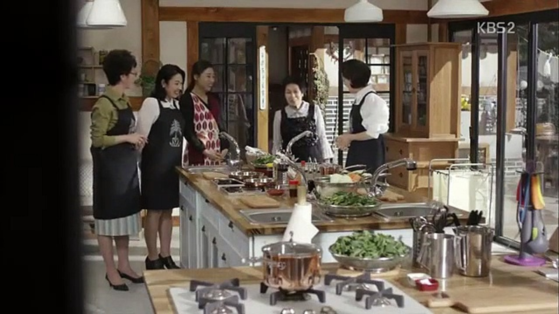 Nhà Không Cần Đàn Ông Tập 18 - HTV2 Lồng Tiếng - Phim Hàn Quốc - Phim nha khong can dan ong tap 19 -