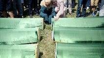 Guerre de Bosnie : les obsèques de 86 victimes, 27 ans pus tard
