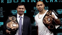 Manny Pacquiao vs. Keith Thurman FULL POST FIGHT PRESS CONFERENCE