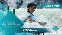 2019 ICF Canoe Slalom Junior & U23 World Championships Krakow Poland  / Extreme