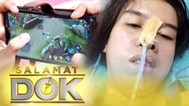 The story of Mary Rose Idanan, who suffered from stroke due to lack of sleep | Salamat Dok