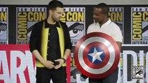 Marvel Studios Presentation. San Diego Comic-Con 2019 - Hall H Panel Part 1