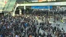 تظاهرة جديدة في هونغ كونغ ضد الحكومة للأسبوع السابع على التوالي