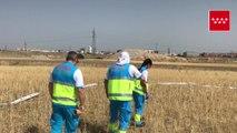 Hallada mujer fallecida en Perales del Río, Getafe