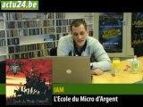 actu24 - James Deano en blind test