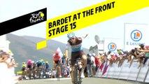 Bardet au sommet / Bardet at the front - Étape 15 / Stage 15 - Tour de France 2019