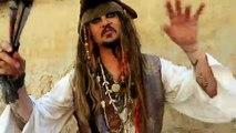 Jack Sparrow s'est fait voler son bateau à Cavaillon