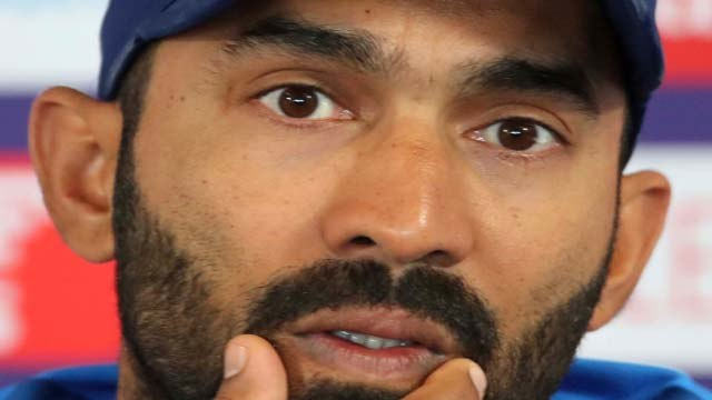 India tour of West Indies: Dinesh Karthik dropped from squad for Caribbean tour | वनइंडिया हिंदी