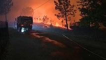Portogallo in fiamme