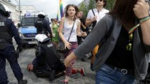 Pologne : une gay pride attaquée
