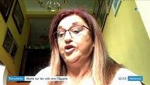 Terrorisme : alerte sur les vols vers l'Égypte