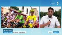 Tour de France : 4 cols au programme pour les coureurs