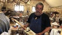 Les guitares box de Philippe Fournier aiment le blues