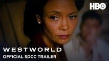 Westworld Season 3 Official San Diego Comic-Con Trailer (2020) Tessa Thompson HBO Series