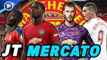 Journal du Mercato : Manchester United met un grand coup d'accélérateur