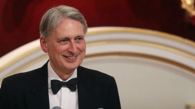 Philip Hammond Says He Will Resign If Boris Johnson Becomes Prime Minister