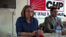 Kırıkkale'de CHP Kadın Kolları Genel Başkanı Fatma Köse Kırıkkale'de konuştu