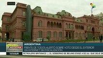 teleSUR Noticias: Palestina se solidariza con el pueblo de Venezuela
