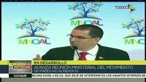 teleSUR Noticias: Nicaragua destaca la importancia del MNOAL