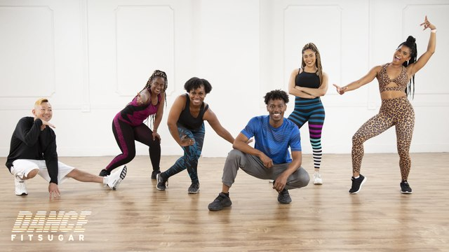 Get Down With This Old-School Hip-Hop Grooves Workout