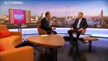 """Regno Unito, ministro Finanze: """"dimissioni se Johnson sarà premier"""""""