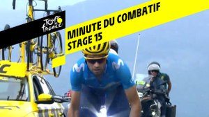 La minute du combatif Antargaz - Étape 15 - Tour de France 2019