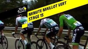 La minute Maillot Vert ŠKODA - Étape 15 - Tour de France 2019