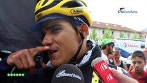 "Tour de France 2019 - Andrey Amador : ""Julian Alaphilippe sorprende a todos"""