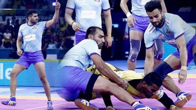 Pro Kabaddi League 2019: Rahul Chaudhari shines as Tamil Thalaivas beat Telugu Titans|वनइंडिया हिंदी