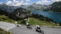 Tour de France : « Dans les Alpes le suspense sera garanti jusqu'au bout »
