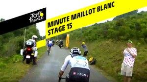 La minute Maillot Blanc Krys - Étape 15 - Tour de France 2019