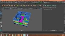 House Modeling Basics Hindi P 7! Modeling Ladder in Maya! Maya tutorial Hindi! Model building Ladder! How to model the housing ladder! Create building ladder in Maya! Maya 2017! Learn Autodesk Maya!