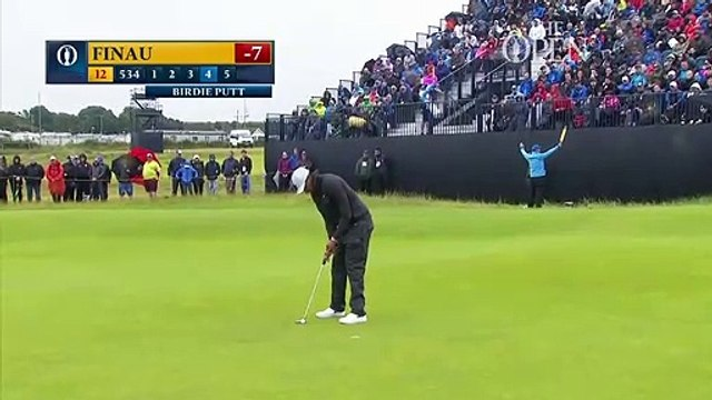Shane Lowry wins The Open for his first career major title