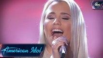 "Gabby Barrett Sings ""The Climb"" by Miley Cyrus - Top 14 - American Idol 2018 on ABC"