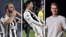 Veja os reforços mais caros da história da Juventus
